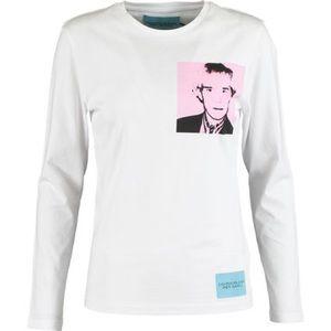 Calvin Klein X Andy Warhol Long Sleeve Top -New